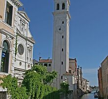 Venice on a Sunny Day by imagic