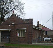 Blayney 227 Fire Station by roybob