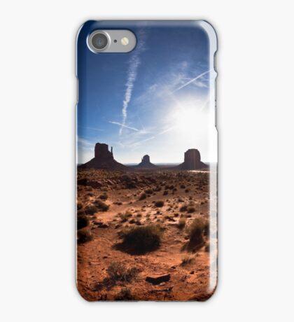 Monument Valley, Utah iPhone Case/Skin