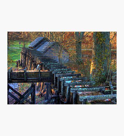 Mabry Mill Photographic Print
