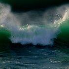 Wave at Guincho ...      by BaZZuKa