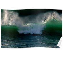 Wave at Guincho ...      Poster