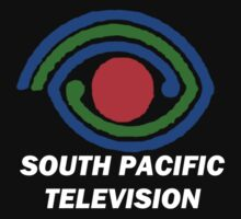 TV2 NZ - South Pacific Television (1970s) white by djpalmer