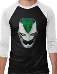 Wild Tiger Men's Baseball ¾ T-Shirt