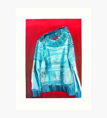 Revival Sweater Art Print