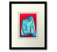 Revival Sweater Framed Print