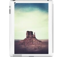 Monument Valley, Mesa Rock iPad Case/Skin