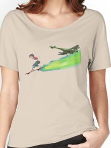 The Boy and the Gekko Women's Relaxed Fit T-Shirt