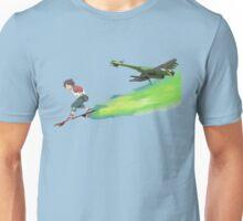 The Boy and the Gekko Unisex T-Shirt