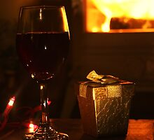 Warmth and Wine by Barbara  Brown