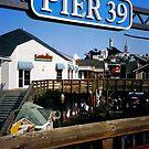 Pier 39, San Francisco, California by Igor Pozdnyakov