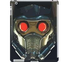 Face of a Star Lord iPad Case/Skin