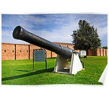 Fort Queenscliff Poster