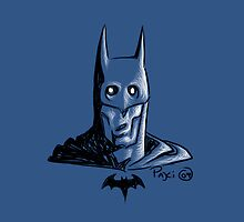 Batman by Rustyoldtown