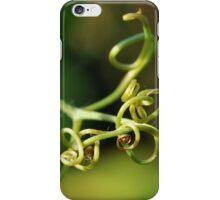 Tendrils iPhone Case/Skin