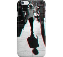 Walking in Manhattan in 3D iPhone Case/Skin
