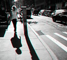 Walking in Manhattan in 3D by Giorgio Fochesato