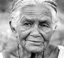 Sri Lanka Grandma by jenheal