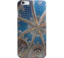 Chapel of Saint Blaise, Toledo iPhone Case/Skin