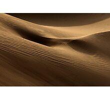 Maspalomas Sand dunes Photographic Print