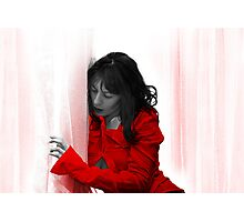 Red passion. Photographic Print