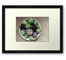 A Bowlful of Beauties Framed Print