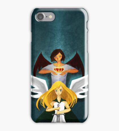 I Will Always Be On Your Side iPhone Case/Skin