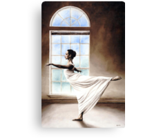 Divine Grace Canvas Print
