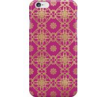Boho in Pink iPhone Case/Skin