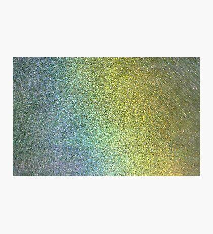 Enter the Rainbow II - detail Photographic Print