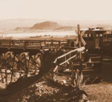 Ye Olde Railroad Sticker