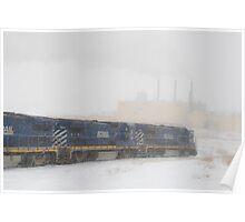 BC Rail Poster