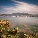 Hobart from Bellerive by NickMonk