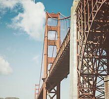 Golden Gate Bridge by Giorgio Fochesato