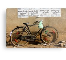 Cruiser bike Metal Print