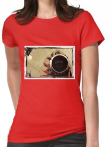 Lomofan 3 Womens Fitted T-Shirt