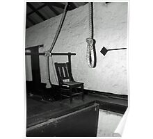 End of the rope, Fremantle Prison Poster