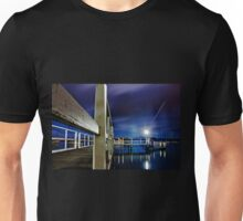Jetty on Hastings River Unisex T-Shirt