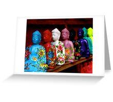Buddha Bar Greeting Card