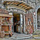 Art Shop by Warren. A. Williams