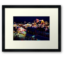 Fairground Framed Print