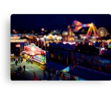 Fairground Canvas Print