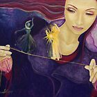 "Pendency - from ""Impossible love"" series by dorina costras"