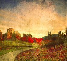Autumn in the City 2 by Tara  Turner