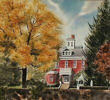 Antebellum Autumn  by KipDeVore