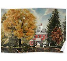 Antebellum Autumn  Poster