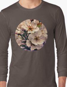 Blossoms at Dusk  Long Sleeve T-Shirt
