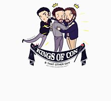 Kings Of Con & Other Guy! (With Text) Unisex T-Shirt