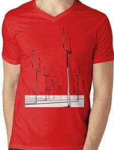 Muse - Origin of Symmetry Mens V-Neck T-Shirt