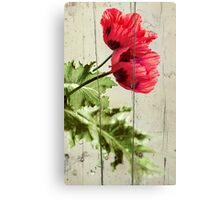 The things we remember Canvas Print
